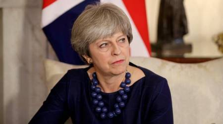 British PM says Russia trying to weaponise information