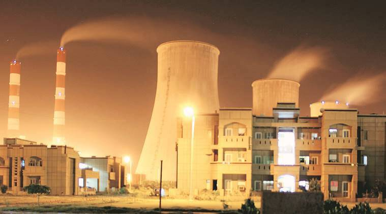 India news, Supreme Court, Power Ministry, thermal power plants pollution, thermal power plants emission norms panel news, indian express