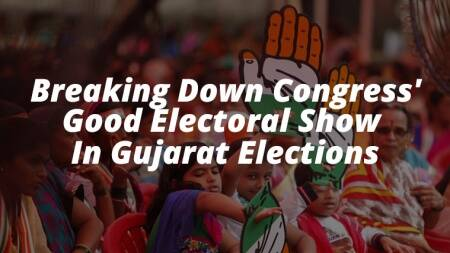 Gujarat Results 2017: Breaking Down Congress' Good Electoral Show In Gujarat Elections