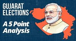 Gujarat Brings Back BJP: A Five-Point Analysis Of Gujarat Election Results 2017