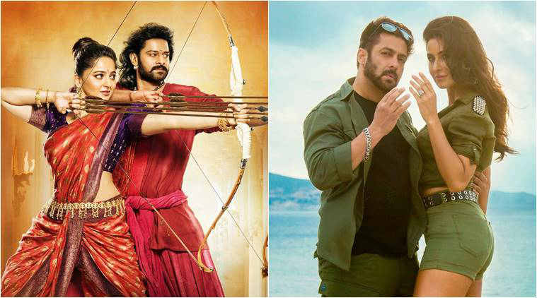 Tiger Zinda Hai and Baahubali 2.