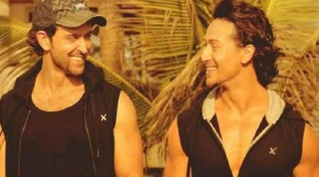 Will prepare a lot to match up to Hrithik Roshan: Tiger Shroff on working with him