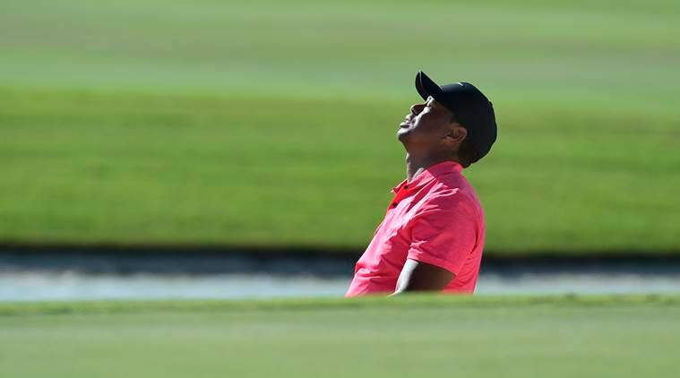 tiger woods, Hero World Challenge, tiger woods return, tiger woods golf, sports news, indian express