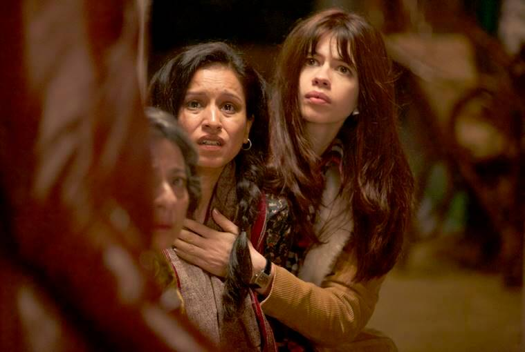 Tillotama Shome in A Death in the Gunj