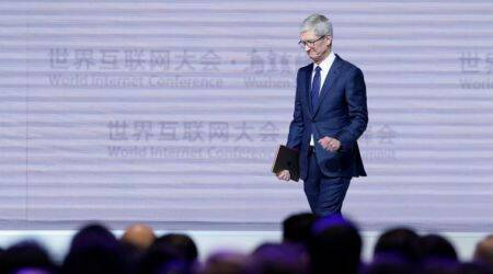 Apple's Tim Cook, Google's Sundar Pichai key attractions at internet conference in China