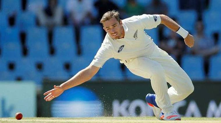 Tim Southee will play second Test against West Indies.