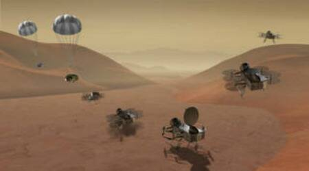 NASA selects robotic missions to comet, Titan