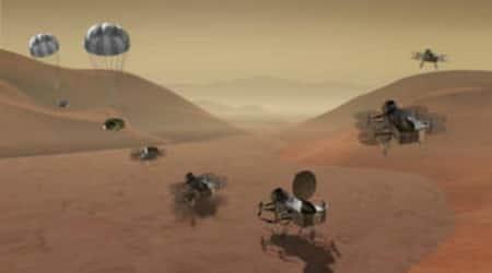 NASA selects robotic missions to comet,Titan