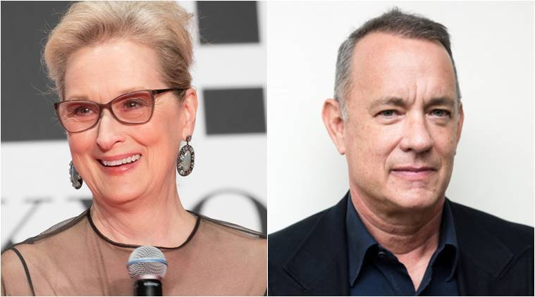Tom Hanks jokes about high maintenance Meryl Streep