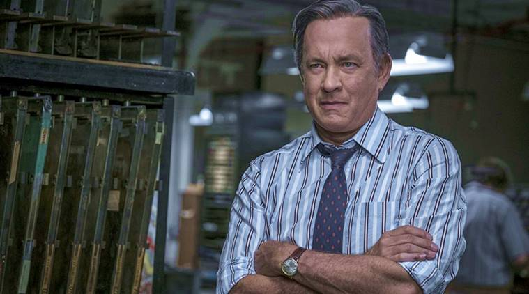 Tom Hanks: 'I wouldn't screen my new movie at the White House'