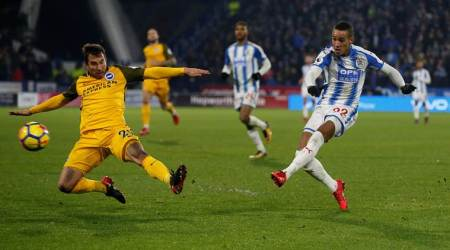 Chelsea, Tom Ince, Huddersfield Town, Premier League, Huddersfield Town vs Chelsea, Tom Ince Chelsea, sports news, football, Indian Express