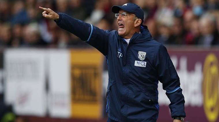 Tony Pulis favourite to replace sacked Garry Monk at Middlesbrough