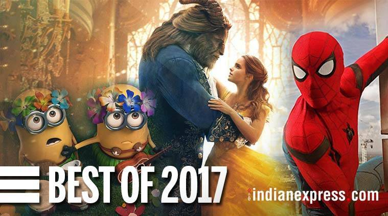 top highest grossing hollywood films in 2017