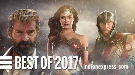 Top five superhero movies of 2017: Logan and Wonder Woman find a place in the list