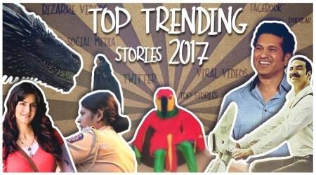 trending stories 2017, trending in 2017, stories trending in 2017, 2017 most read stories, Indian express, Indian express news