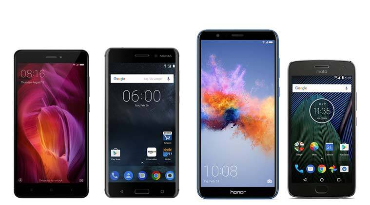 Redmi Note 4, Nokia 6, Moto G5, Honor 7X: The best budget ...