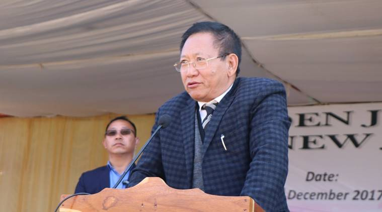 Nagaland Assembly Elections 2018, TR Zeliang, NIA summons Nagaland CM's staff, NIA terror funding case, TR Zeliang staff, NIA inquiry Nagaland CM, Nagaland elections, Indian Express