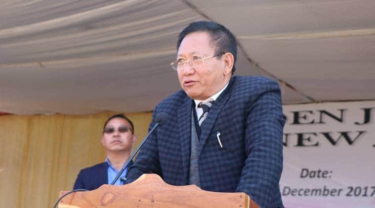 Elaborate security arrangements in Nagaland