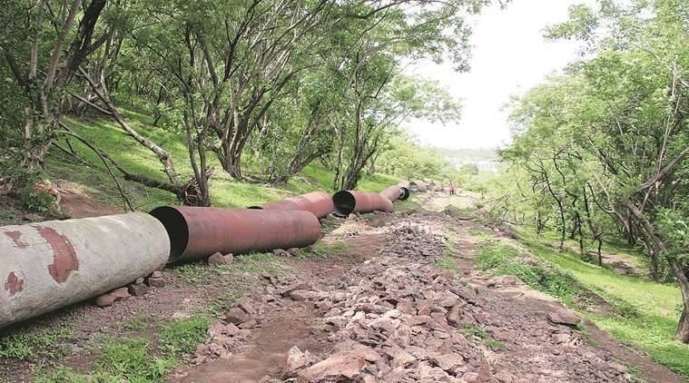 pmc, pune municipal corp, Balbharati-Paud Phata Link Road, environmental impact, emap, esis, pune news, indian express