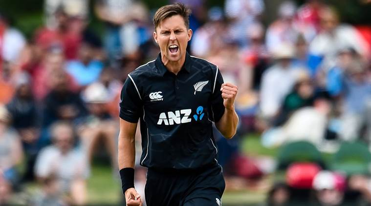 New Zealand beat West Indies by 204 runs.