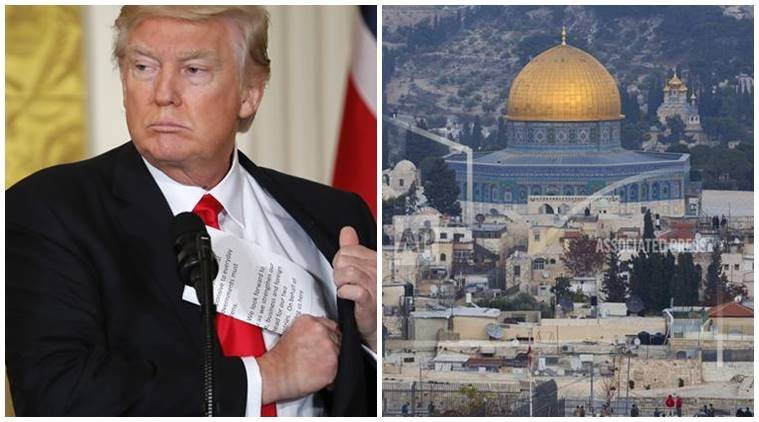 Donald trump, Jerusalem, Israel capital, jerusalem Donald trump, Donald trump announcement