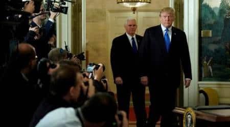 Donald Trump declares Jerusalem Israeli capital, Benjamin Netanyahu hails decision as 'important step towardpeace'