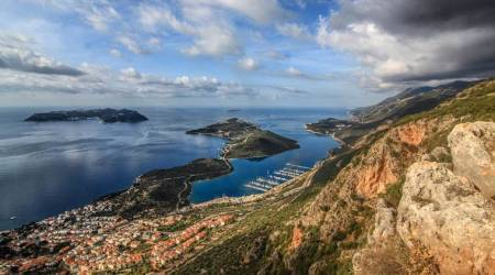 turkey, turkey travel, palces to see in turkey, Anatolian coast, turkey Lycian Way, Lycian Way history, Lycian Way hiking route, Lycian Way ruins, travel news, eye 2017, indian express