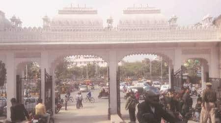Udaipur, Udaipur sec 144, Udaipur mobile internet services, Udaipur section 144 lift, Udaipur news, Afrazul death protest, Indian Express news