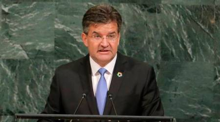 UNGA President Miroslav Lajcak puts conflict prevention on top priority