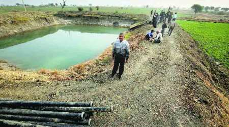 Harvesting rainwater: Insulating fields against drought in parched Bundelkhand