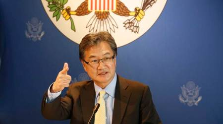 US special envoy backs unconditional talks with North Korea