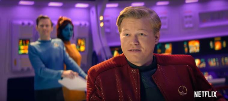 Black Mirror's USS Callister from Netflix