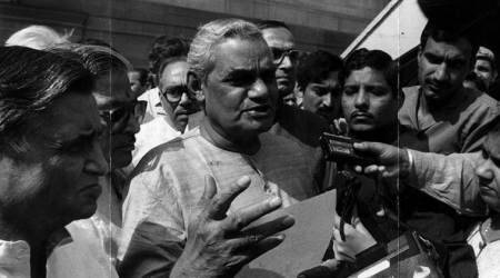 VP Venkaiah Naidu, PM Modi, Amit Shah greet Atal Bihari Vajpayee as he turns 93