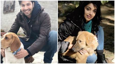 October: New photos of Varun Dhawan and newcomer Banita Sandhu are making us hopeful for the film