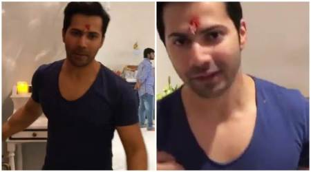 Varun Dhawan gives a tour of his brand new home. Watch video