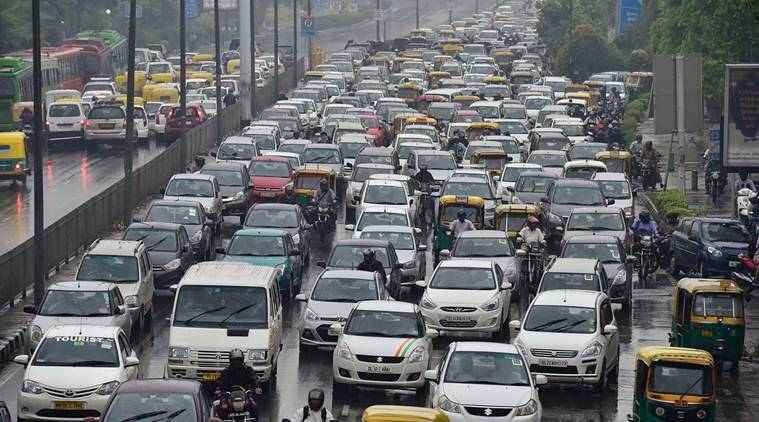 Motor Vehicles Bill, Motor Vehicles, Transport Minister Nitin Gadkari, Opposition, India News, Indian Express, Indian Express News