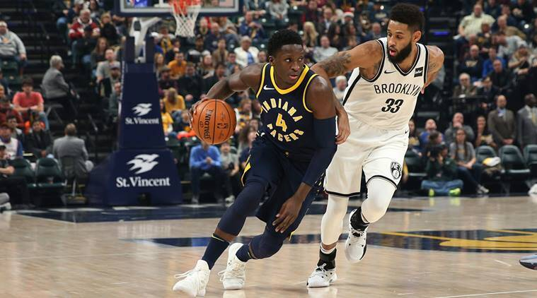 Victor Oladipo, Victor Oladipo news, Indiana Pacers, Indiana Pacers NBA, NBA Indiana Pacers, sports news, basketball, Indian Express