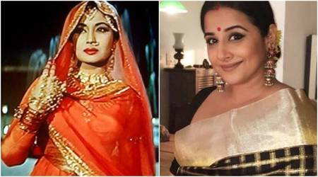 Vidya Balan turns down film based on Meena Kumari