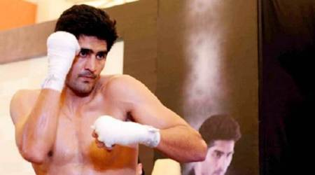 I will smash Vijender Singh to the body and knock him out: Ernest Amuzu