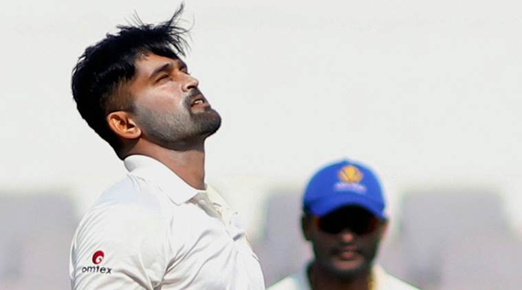 Ranji Trophy: Karnataka 36/3 after skittling out Vidarbha for 185