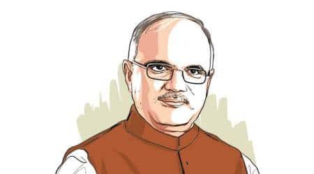 delhi confidential,Vinay Sahasrabuddhe, bjp vice president, iccr president, lok sabha, shiv sena, parliament winter session, indian express