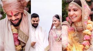 Anushka Sharma and Virat Kohli wedding: How Virushka broke the most awaited news to the nation in pictures