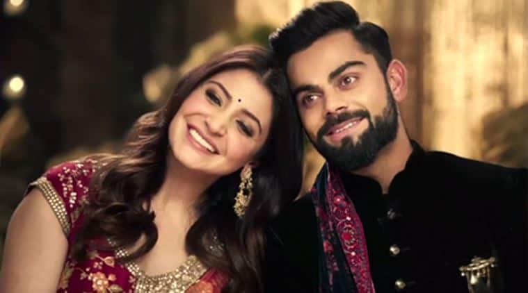 virat kohli and anushka sharma getting married