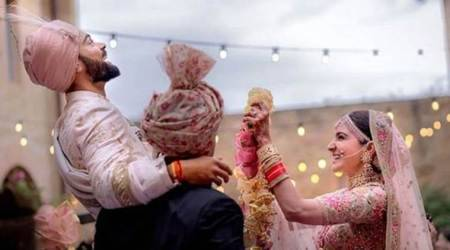 Amitabh Bachchan, Varun Dhawan, Shahid Kapoor and others wish newlyweds Anushka Sharma and Virat Kohli