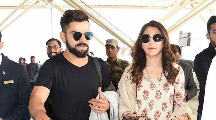 Image result for anushka sharma and virat kohli