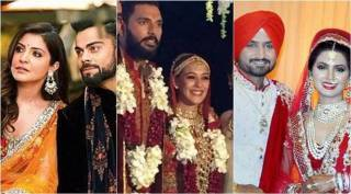 Anushka Sharma joins league of Bollywood actresses who marriedcricketers