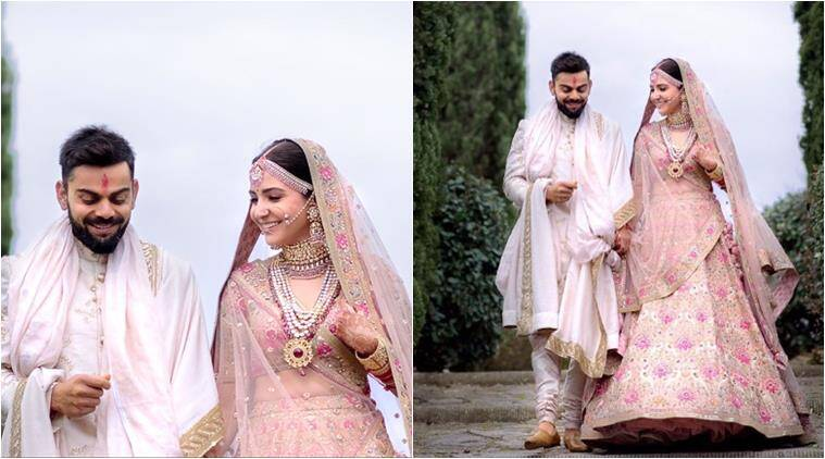 Anushka Sharma-Virat Kohli designer wedding: Sabyasachi reveals how ...