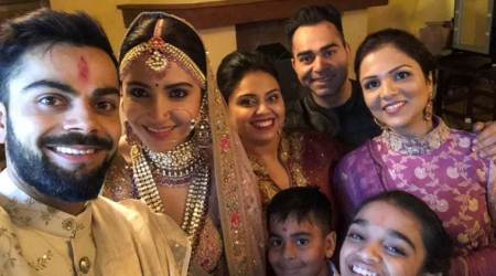 Virat Kohli marries Anushka Sharma: Shikhar Dhawan, Sourav Ganguly, R Ashwin, Saina Nehwal and other sports stars wish newly married couple