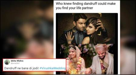 Virat Kohli and Anushka Sharma's wedding pictures are now hilarious memes; here are our favourites