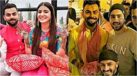 From Anushka Sharma's mehendi to Virat Kohli's haldi, here's a glimpse of ceremonies before Virushka tied the knot